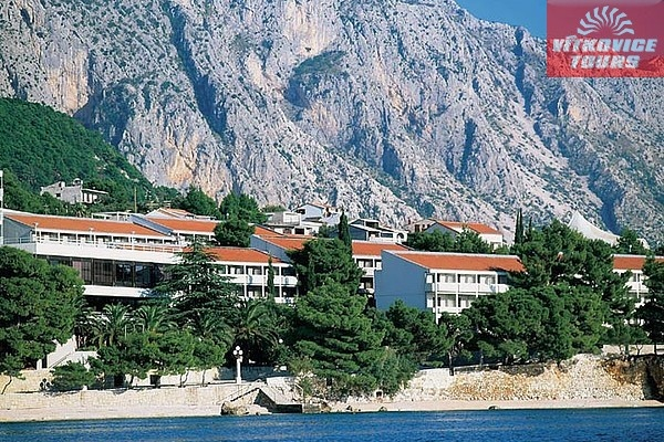 hotel Mediteran, Podgora, Croatia