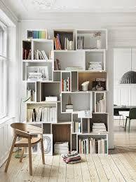contemporary shelving ideas - Google Search
