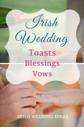 Irish Wedding Blessings And Vows