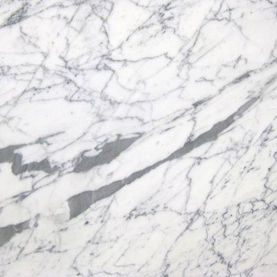 Statuarietto - Paper white background with thin black grey veins