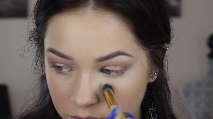 High School Makeup Tutorial #makeup #makeuptest #makeupartist #makeupaddict #makeuplover #makeupjunkie #wakeupandmakeup #makeupforever #makeuptutorial #beautyblog #hudabeauty #naturalbeauty #beauty #beautyhacks #mua #cosmetics #skincare