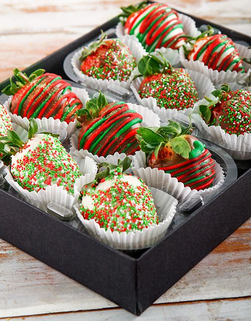 Buy Happy Holiday Berries Online - NetGifts