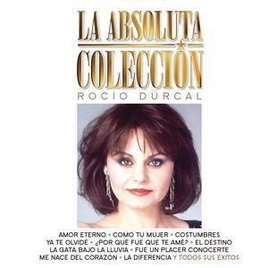 Escuchar canción: Rocio Durcal - Ya Te Olvide en MásMP3's, Buenísima!