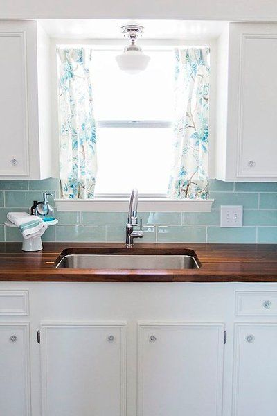 Elige sutiles mosaicos de mármol. Foto: outfifthhouse.com