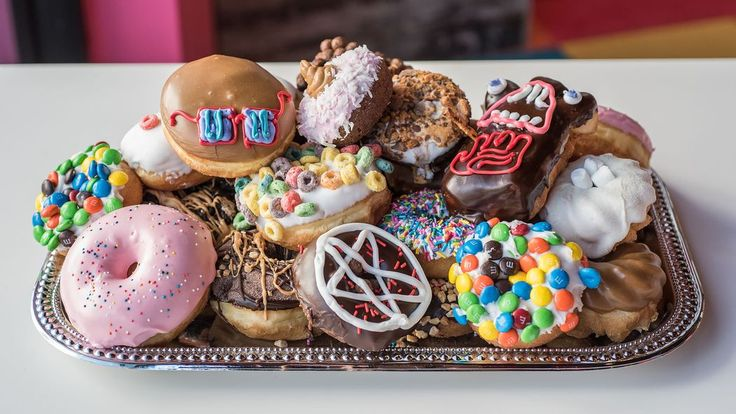 The Portland doughnut legend has arrived, VooDoo Donuts at Universal CityWalk!
