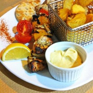 To Manavaki #Souvlaki #Grecia #Skiathos   http://moveforward.it/skiathos-grecia/