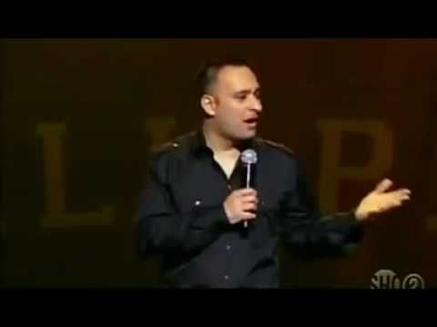 russell peters *new* - world cup ( China - India - Canada )