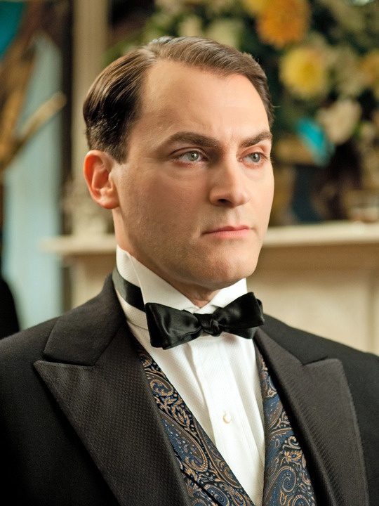 Boardwalk Empire (TV show) Michael Stuhlbarg as Arnold Rothstein