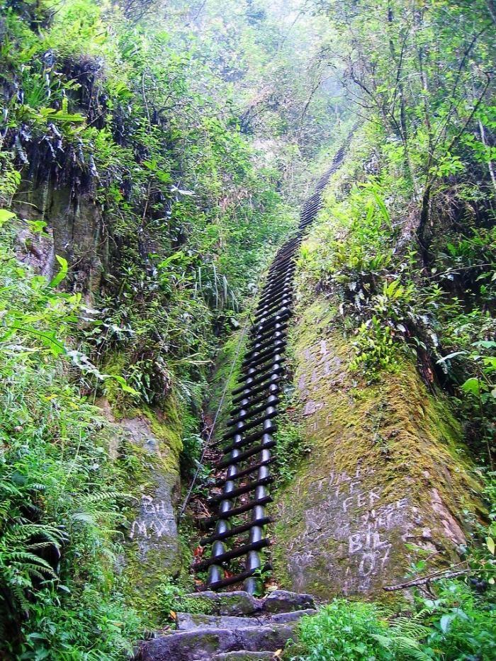 Un trek au Pérou