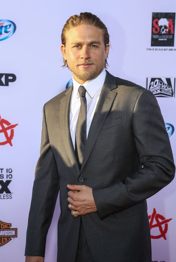 OK! Magazine | Charlie Hunnam Out of Fifty Shades of Grey – Fifty Shades Grey Movie