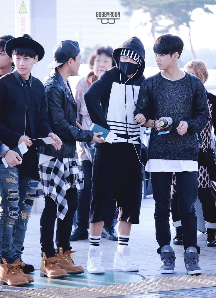 Weren t YG male and female trainees separate