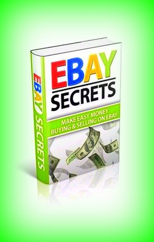 101 EBay Auction Secrets  ebook-pdf With Resell Rights + 2 Powerful ebooks Free