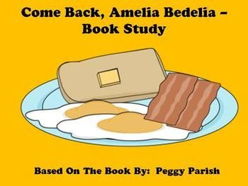 17 Best images about Amelia Bedelia on Pinterest | Second grade ...