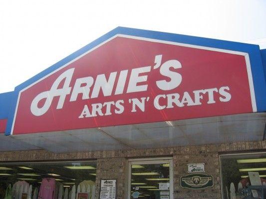 Arnie S Craft Store Houghton Lake Michigan