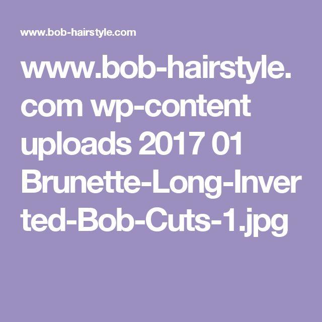 www.bob-hairstyle.com wp-content uploads 2017 01 Brunette-Long-Inverted-Bob-Cuts-1.jpg