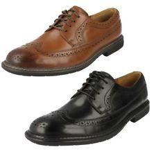 Men's Clarks Formal Shoes Un Limit