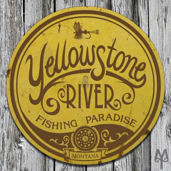Metal Wall Signs 44 best montana fly fishing wall signs images on pinterest | wall