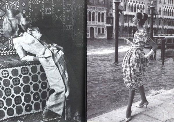 платье-мешок живанши баленсиага