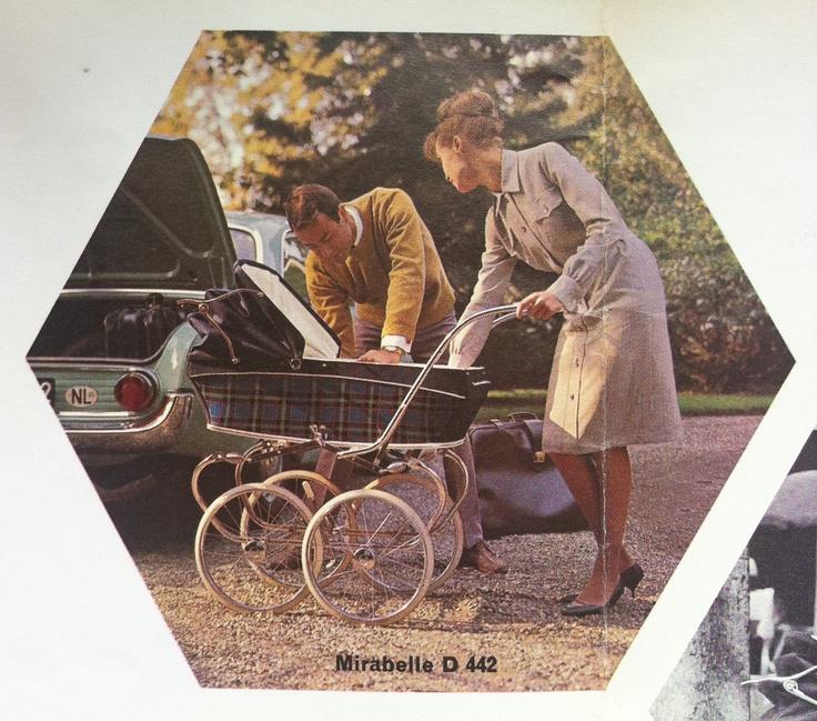 Koelstra kinderwagen Mirabelle D442