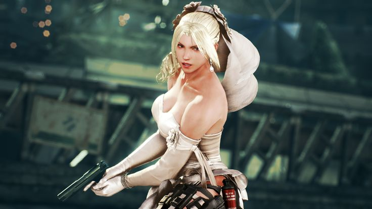 Tekken 7 Fated Retribution New Trailer Introduces Nina Williams New Screenshot And Artwork Released http://ift.tt/2iMWWsc