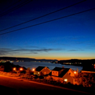 View from house in Corner Brook