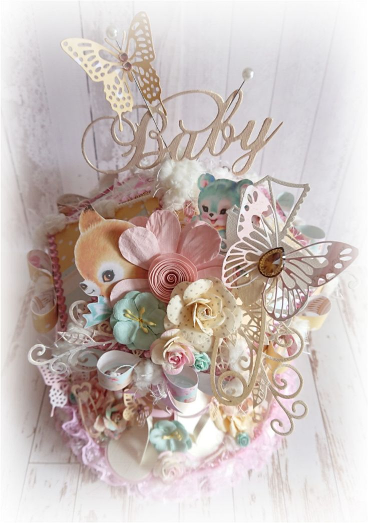 Prima Heaven Sent Two         Carousel created with the adorable  collection   Heaven Sent Part Two  from Prima Marketing.       I made thi...