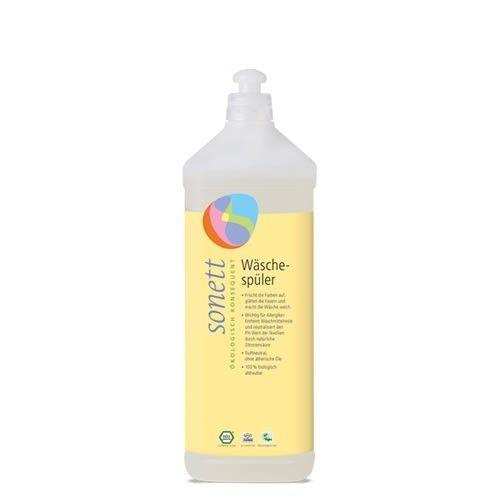Ajută la eliminarea mirosurilor de parfum, inclusiv mirosurile hainelor second-hand, a resturilor de detergent. Netezeşte fibrele şi revitalizează culorile. Ajută la eliminarea resturilor de detergent, revitalizează culorile, netezeşte fibrele şi face ţesăturile mai moi.