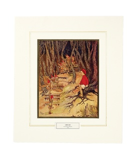 Antique Art House, Ida Rentoul Outhwaite 'Goblin Stairs', $95, Shop 7, Level 2, QVB.