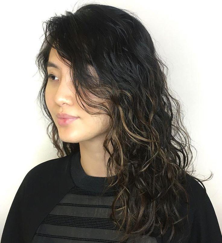 Loose Perm For Medium Thin Hair