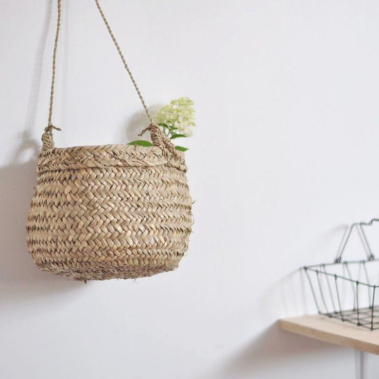 les 25 meilleures id es de la cat gorie malle en osier sur. Black Bedroom Furniture Sets. Home Design Ideas