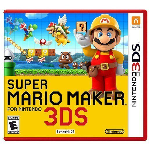Nintendo 3DS Games: Super Mario Maker Poochy & Yoshi's Woolly World Kirby: Planet Robobot Pokemon X or Y Pok... https://www.lavahotdeals.com/us/cheap/nintendo-3ds-games-super-mario-maker-poochy-yoshis/290867?utm_source=pinterest&utm_medium=rss&utm_campaign=at_lavahotdealsus&utm_term=hottest_12