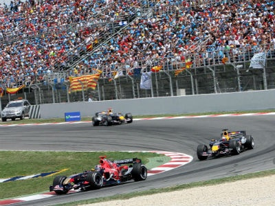 Formula 1 Barcelona 2013, the best teams and drivers of the world will race at the Montmelo racetrack, a unique experience! #F12013 #Barcelona