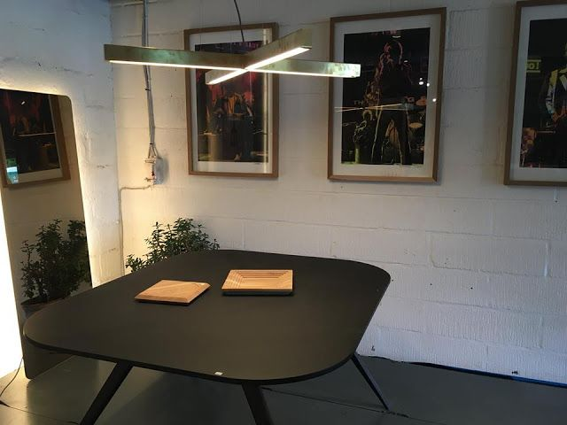 Interior crisp: Product love - the industrial lighting by Anour