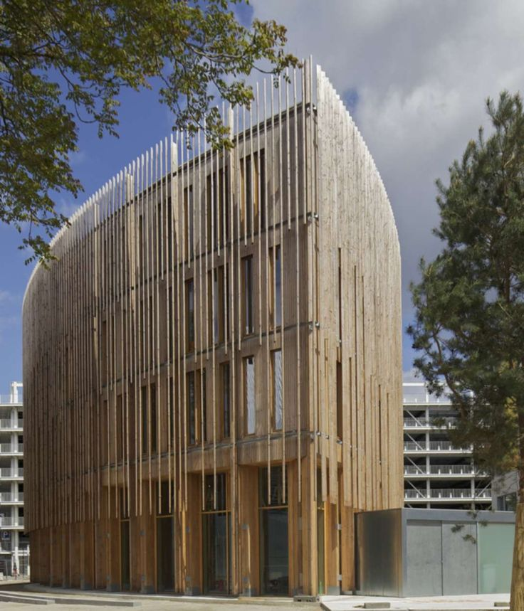 17 best images about clt wood timber on pinterest for Architecture nantes