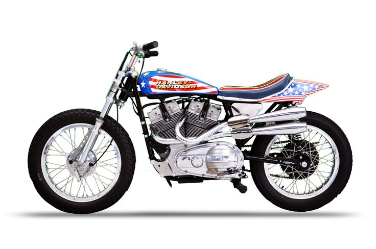 Duecilindri Evel Knievel Xr750: Pin By Bill Hornstein On Whips