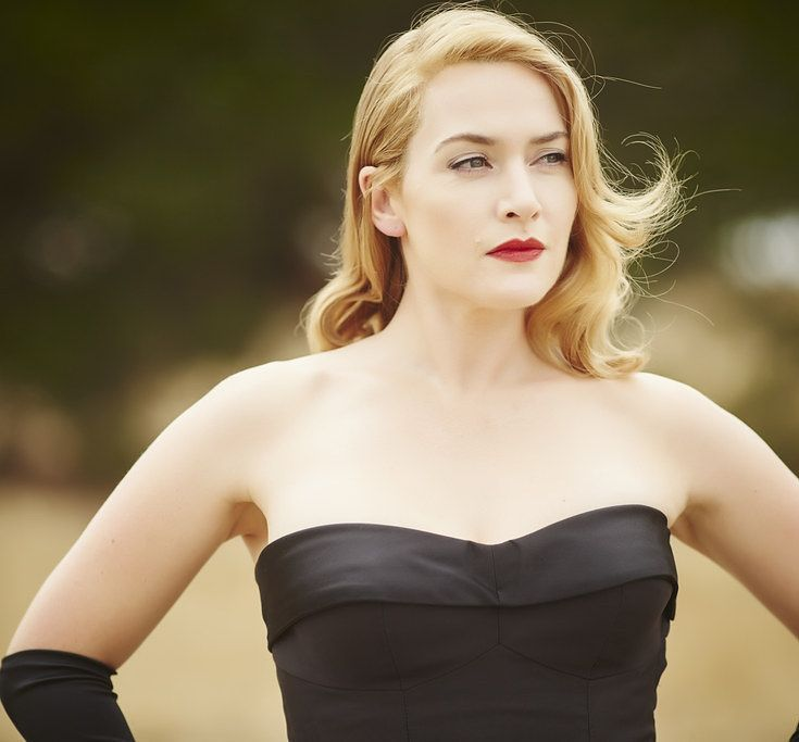 "Kate Winslet Is Goddamn Majestic In ""The Dressmaker""                                                                                                                                                                                 More"