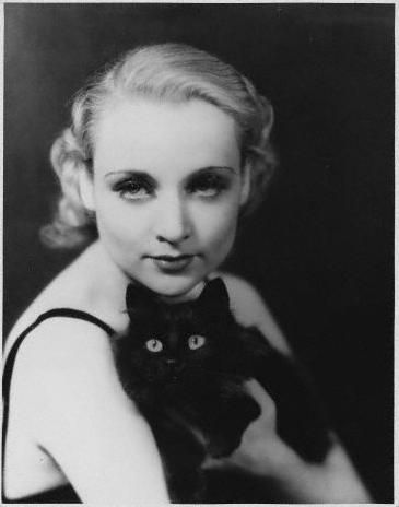 Carole Lombard  - Love this pic...