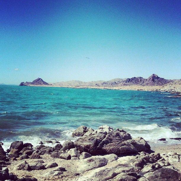 Bahía de Kino en Hermosillo, Sonora