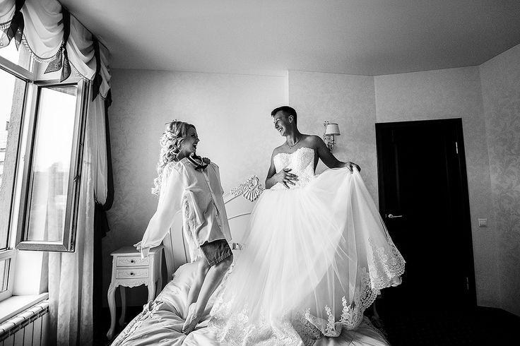 Свадебный фотограф Евгения Россинская (EvgeniyaRoss). Фотография от 16.08.2016