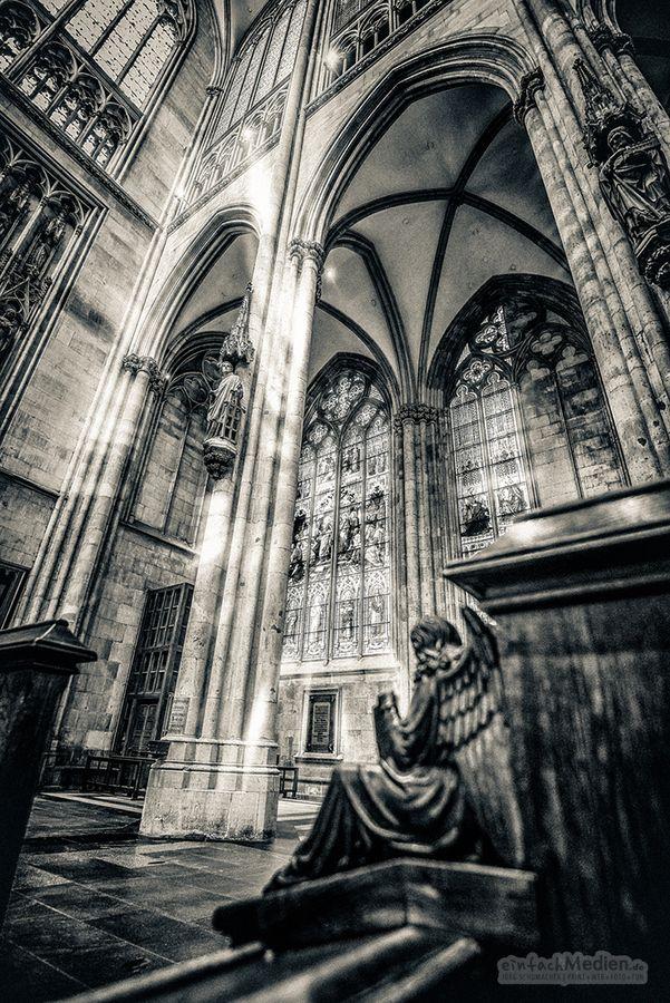 Kölner Dom / Cologne cathedral –  » #Kirche #Köln #Dom #KölnerDom  #Architektur #Architekturfotografie #Fotografie #Nikon #D800 #EinfachMedien #JoergSchumacher #Cologne #Church #Architecture #Architecturephotography #Photography