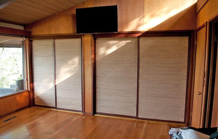 Mid Century Modern Closet Doors