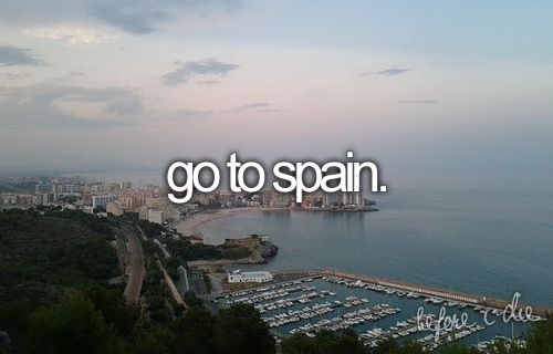 Mainly Barcelona and Madrid