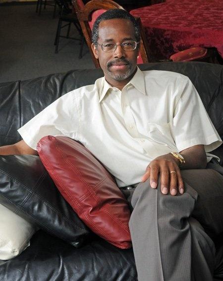 Dr. Ben Carson.  Head of Pediatric Neurosurgery Johns Hopkins Medical Center, Baltimore, MD.  Amazing Man!! Youtube him