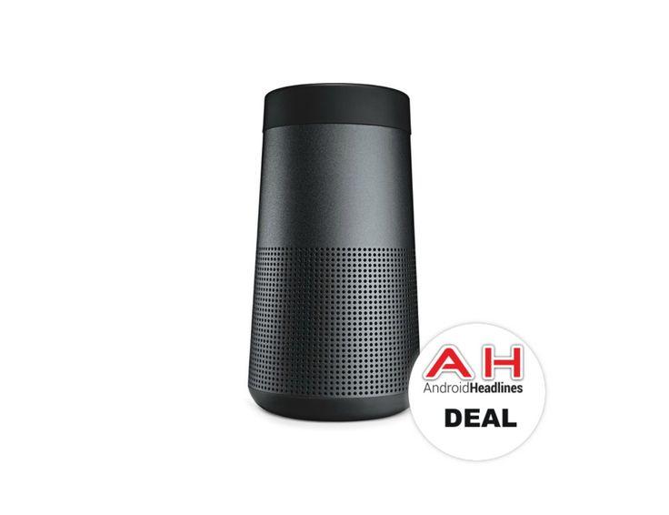 Deal: Bose SoundLink Revolve Bluetooth Speaker for $179 – 2/7/18 #Android #Google #news