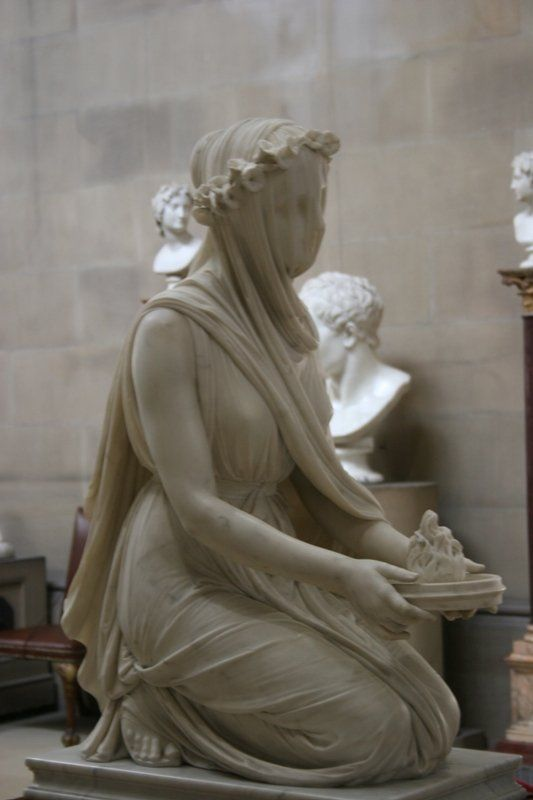 I Couldn T Resist Statue By Raffaele Monti 1847 That