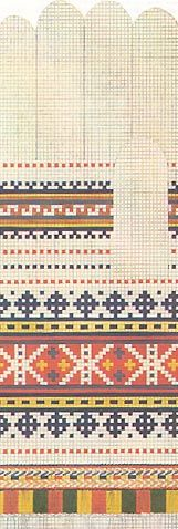 latvian stranded stitch patterns