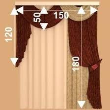 Картинки по запросу длина штор и тюли
