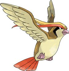 Pidgeot is a Normal/Flying type Pokémon introduced in Generation 1. It is known as the Bird Pokémon.