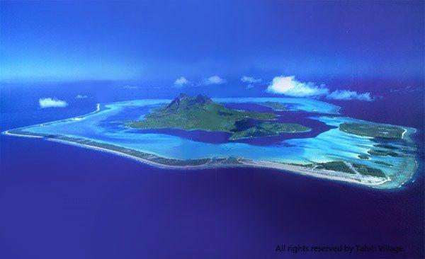 Bora Bora   The Most Famous Tropical Island
