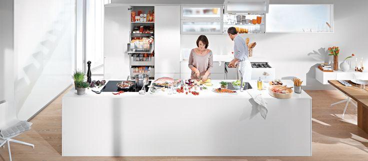 Tipy & inspirace praktické kuchyně